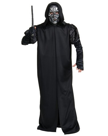 Rubies Costume Co Men's Harry Potter Death Eater Costume