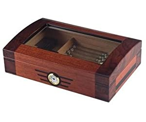 Art Deco - 30 Cigars Humidor