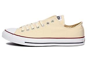 Converse Unisex Chuck Taylor Classic Unbleached white Sneaker - 9.5 Men - 11.5 Women