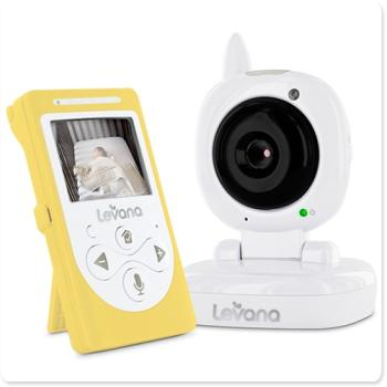 Sophia Digital Video Baby Monitor