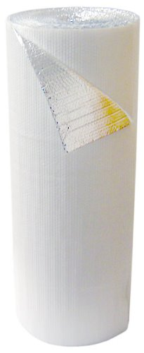EcoFoil 4' X 125' Double Bubble White Poly/Foil Insulation with UV Resistant Facing (500 sq. ft.)