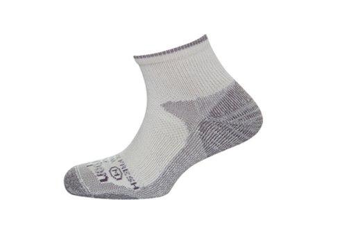 Lorpen Multisport Modal-Coolmax Socks - white/grey, small