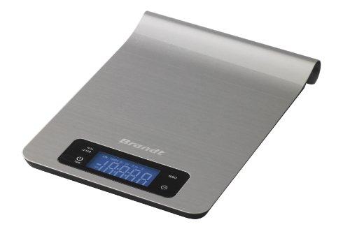 Brandt BC53X Balance de Cuisine 0,01 W