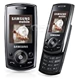 Samsung J700i Black network unlocked mobile phone