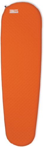 Thermarest Prolite Plus inflatable mat large orange