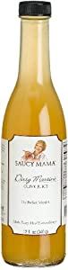 Saucy Mama Dirty Martini Olive Juice, 12-Ounce Boxes (Pack of 12)