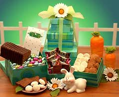 Happy Easter Gift Tower (Gourmet,GBDS,Gourmet Food,Categories)