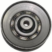 139245 Idler Pulley, Heavy Duty Replacement, Craftsman, Sears, Poulan, Husqvarna, Wizard
