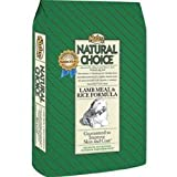 Nutro Natural Choice Lamb Meal and Rice Formula