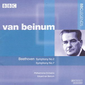 Beethove - Symphonies Nos 2 and 7