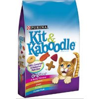 Purina Kit N Kaboodle Dry Cat Food 3.15lb