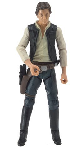 Buy Low Price Hasbro Star Wars The Original Trilogy Collection Han Solo Figure (B00021Z1LA)