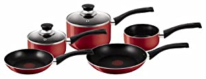 Tefal Bistro 5 Pc. Pan Set