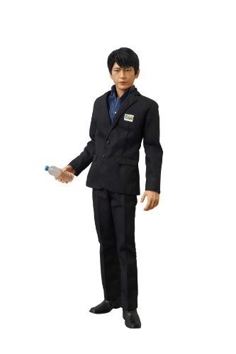 Real Action Heroes Takeru Kanbe (Aibou) by Medicom Toy