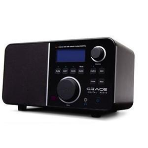 Grace Digital Audio Innovator X Wifi Radio & Music (gdi-ir2600) -