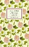 Das kleine Buch der Tropenwunder: Kolorierte Stiche von Maria Sibylla Merian (Insel Bücherei) - Maria Sibylla Merian