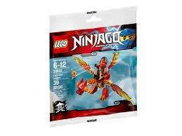 Ninjago Lego 30422 Kai's Mini Dragon Polybag