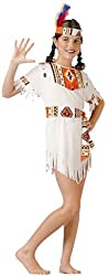 Childs Girls Indian Bride Halloween Costume (Size:Large 12-14)
