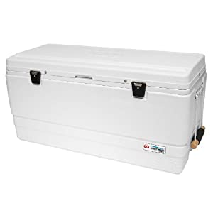 Igloo Marine Ultra Cooler (White, 162-Quart) by Igloo