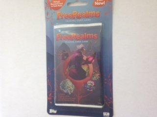 Free Realms Trading Card Game - 10 Game Cards - 1 Virtual Reward Card - 50 Station Cash - 1