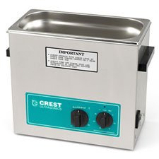 Crest CP500HT (CP500-HT) 1.5 Gal. Ultrasonic Cleaner-Heat & Timer