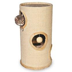 trixie cat tower samuel preisvergleich katzenkratztonne g nstig kaufen bei. Black Bedroom Furniture Sets. Home Design Ideas
