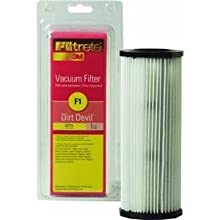 Filtrete Dirt Devil F1 HEPA Filter, 1 Filter Per Pack