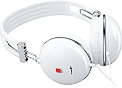 iBall Hip- Hop Clarity Headset (White)