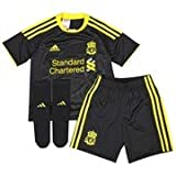 Liverpool Third Kit 2010/11 – Infants – 24″-26″ Chest 5-6 years