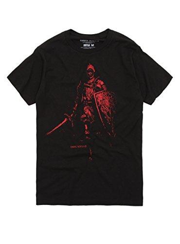 [Dark Souls III Lothric Knight T-Shirt] (Dark Souls Black Knight Costume)