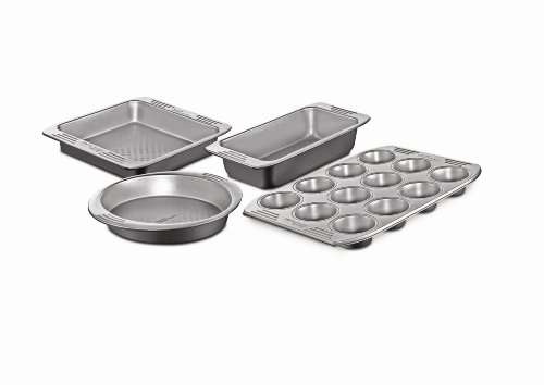 Tefal by Jamie Oliver Carbon Steel 4-Piece Bakeware Set
