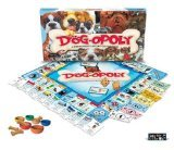 Dog-opoly Board Game - 1