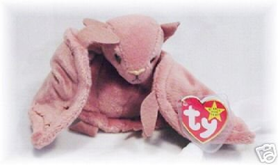 Dalmation Beanie Baby on Buy Ty Beanie Baby     Batty Brown Bat