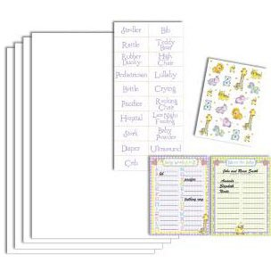 Nursery Friends Game Kit