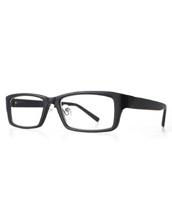 Distressed Optique DLX Lunettes sans correction style geek
