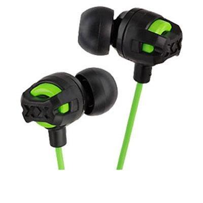 Inner-Ear Headphones Green