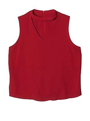 New Look Top (Rojo)