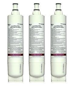 4396508 Refrigerator Water Filter PUR Side By Side 3 Pack