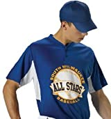 Don Alleson 506HC Adult Baseball Jersey (Call 1-800-327-0074 to order)