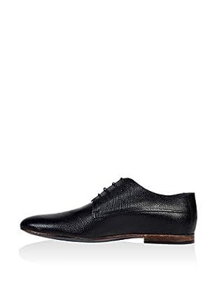Mister Coben Zapatos derby (Negro)