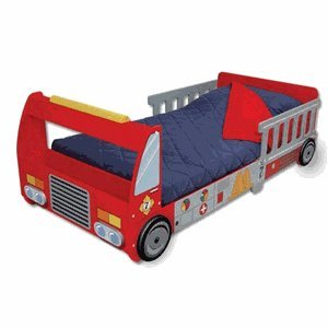 Fire Truck Furniture Tktb