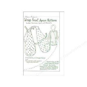 Mary Mulari's Wrap Front Apron Pattern