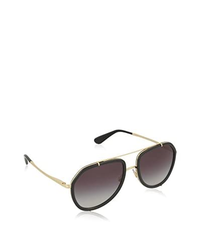 Dolce & Gabbana Gafas de Sol 2161_02/8G (55 mm) Negro / Dorado