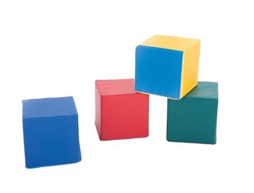 LEGO-4er-Set-farbige-Schaumstoffwrfeln-in-blau-rot-gelb-und-grn-30051003-fr-Kinder-ab-18-Monaten