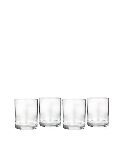 Marquis by Waterford Vintage Set of 4 Double Old Fashioned Glasses
