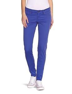 Roxy - Pantalon - Femme - Bleu (Violet Blue) - 26