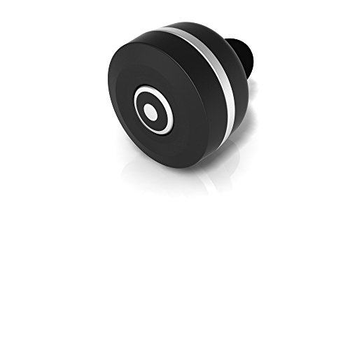 Ansmart Portable Super Mini In Ear Wireless Bluetooth Earbuds Headsets Earphone Headphones W/Microphone For Hands Free Phone Call Compatible With Iphone Ipad Ipod Samsung Galaxy Smartphone Tablets And All Other Bluetooth Enabled Devices Color Black