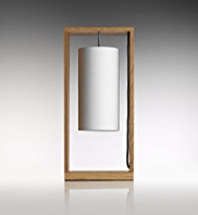 Conran Wooden Frame Table Light