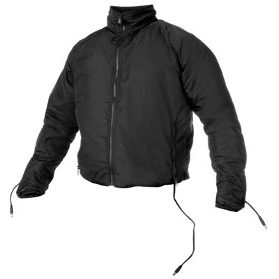 Firstgear Warm & Safe Heated Liner Motorcycle Jacket - 90 Watt XX-Large (48) Black
