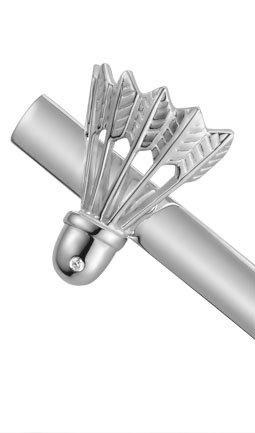 Badminton Krawatten Clip
